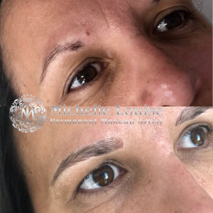 eyebrows sidcup bexley - michelle louise