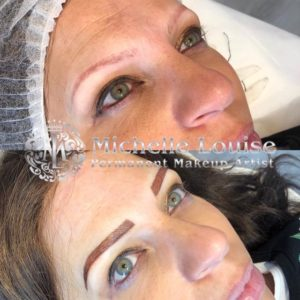 michelle louise permanent makeup eyebrows