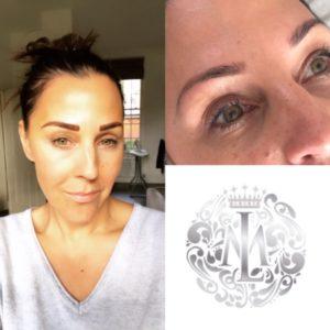 permanent eye brows permenant makeup